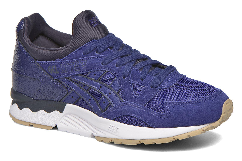 Sneaker Asics Gel-Lyte V W blau detaillierte ansicht/modell