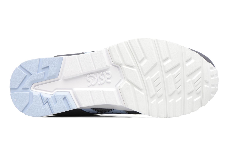 Sneaker Asics Gel-Lyte V W blau ansicht von oben