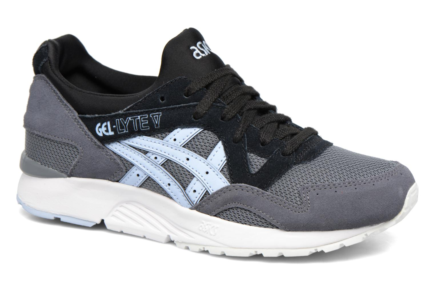 Trainers Asics Gel-Lyte V W Blue detailed view/ Pair view