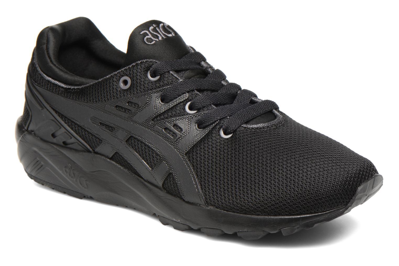 Sneakers Asics Gel-Kayano Trainer Evo W Zwart detail