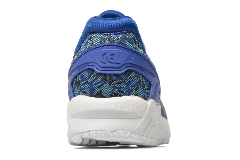 Sneakers Asics Gel-Kayano Trainer Evo Blå Bild från höger sidan