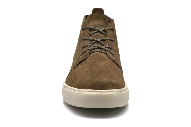 Sneakers Timberland Adventure 2.0 Cupsole Chukka Grön bild av skorna på