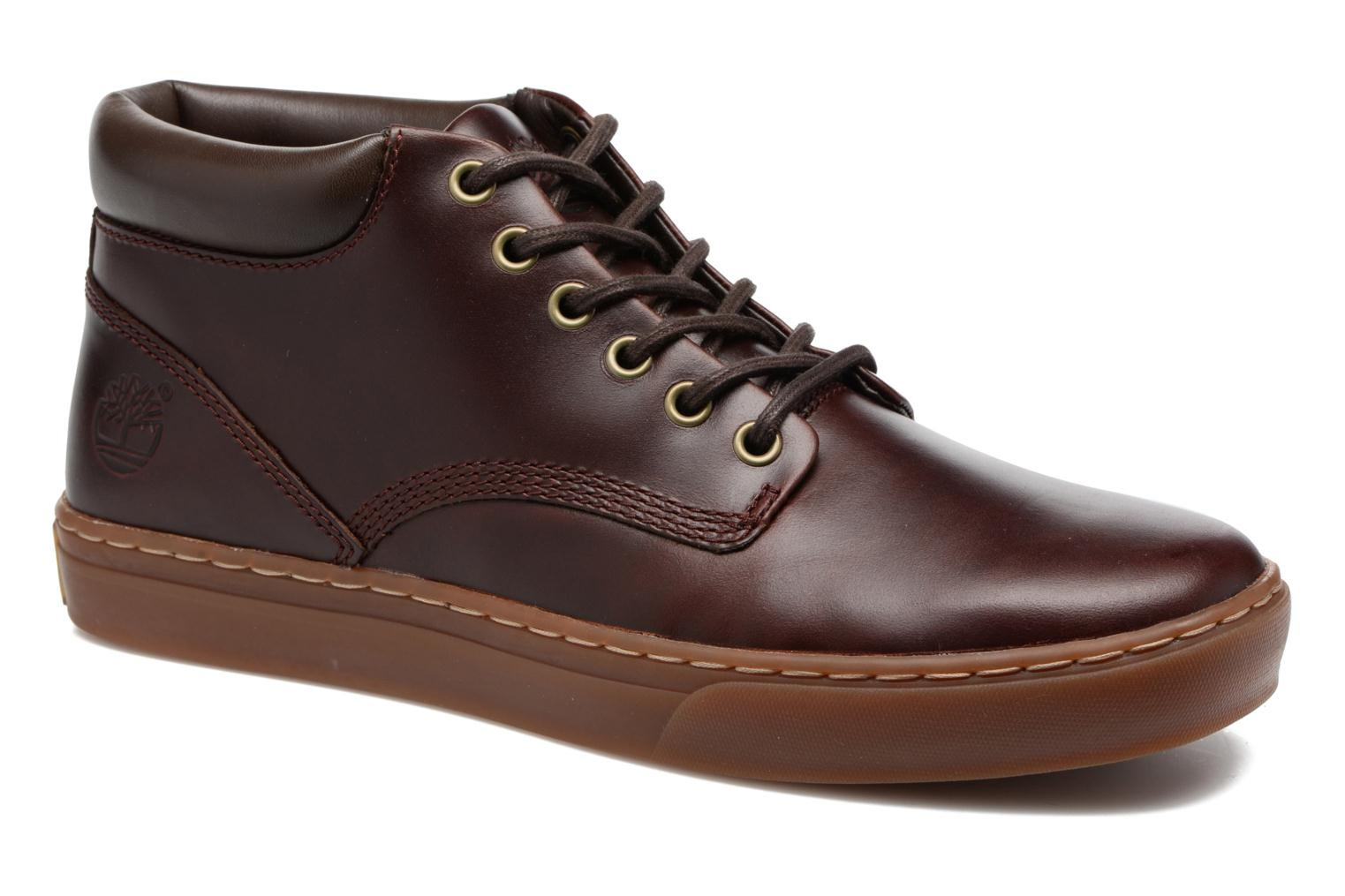 Sneakers Timberland Adventure 2.0 Cupsole Chukka Bordeaux detail