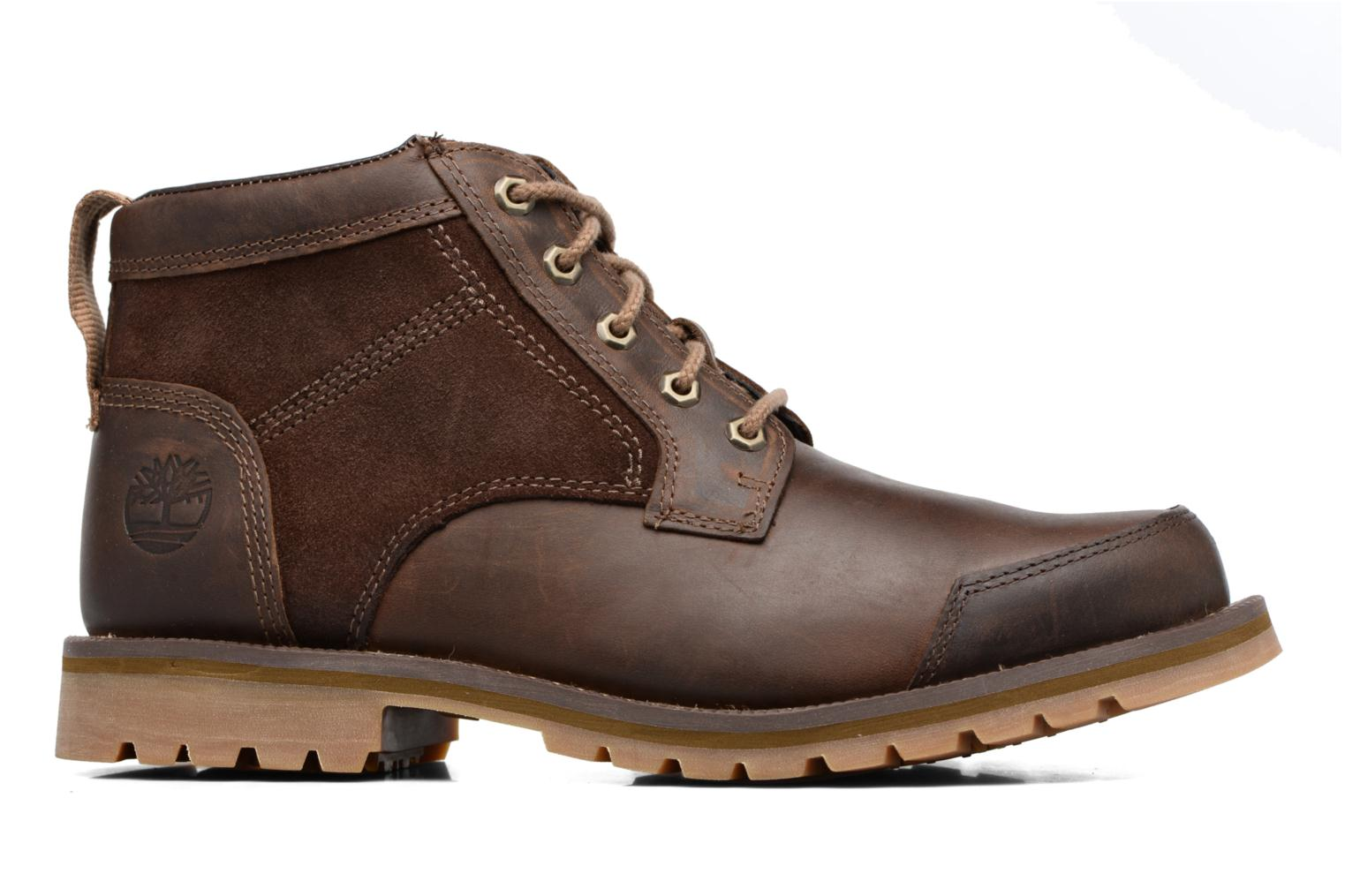 Ankle boots Timberland Larchmont Chukka Brown back view