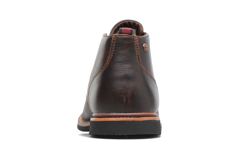 Chaussures à lacets Timberland Brook Park Chukka Marron vue droite
