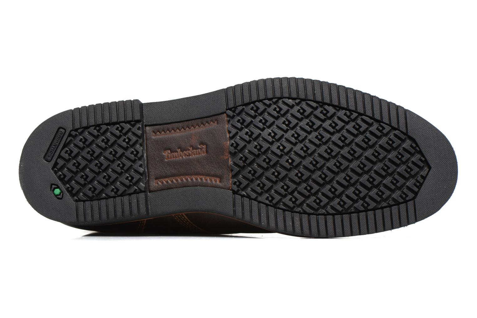 Lace-up shoes Timberland Brook Park Chukka Brown view from above