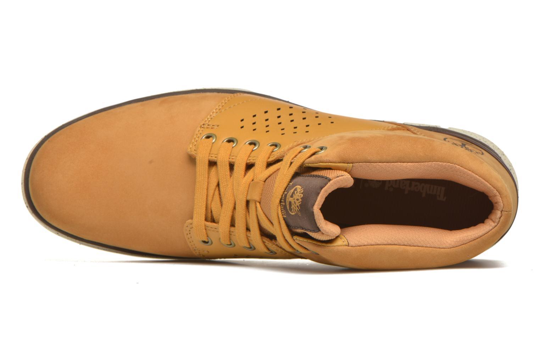 Sneakers Timberland Bradstreet Half Cab Beige links
