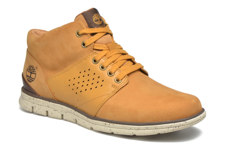 Sneakers Timberland Bradstreet Half Cab Beige detail