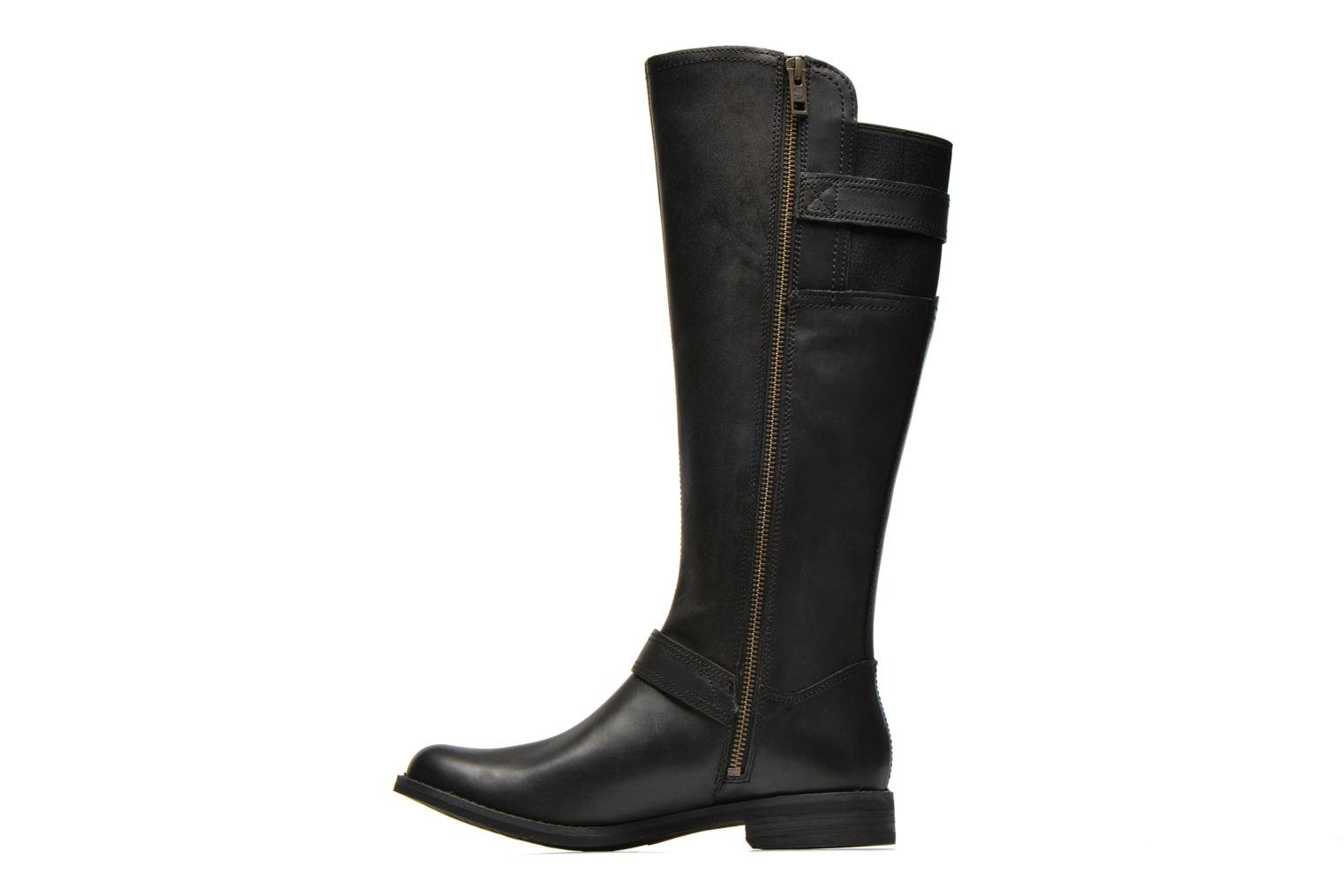 Boots & wellies Timberland Savin Hill Buckle Gore Tall Black front view