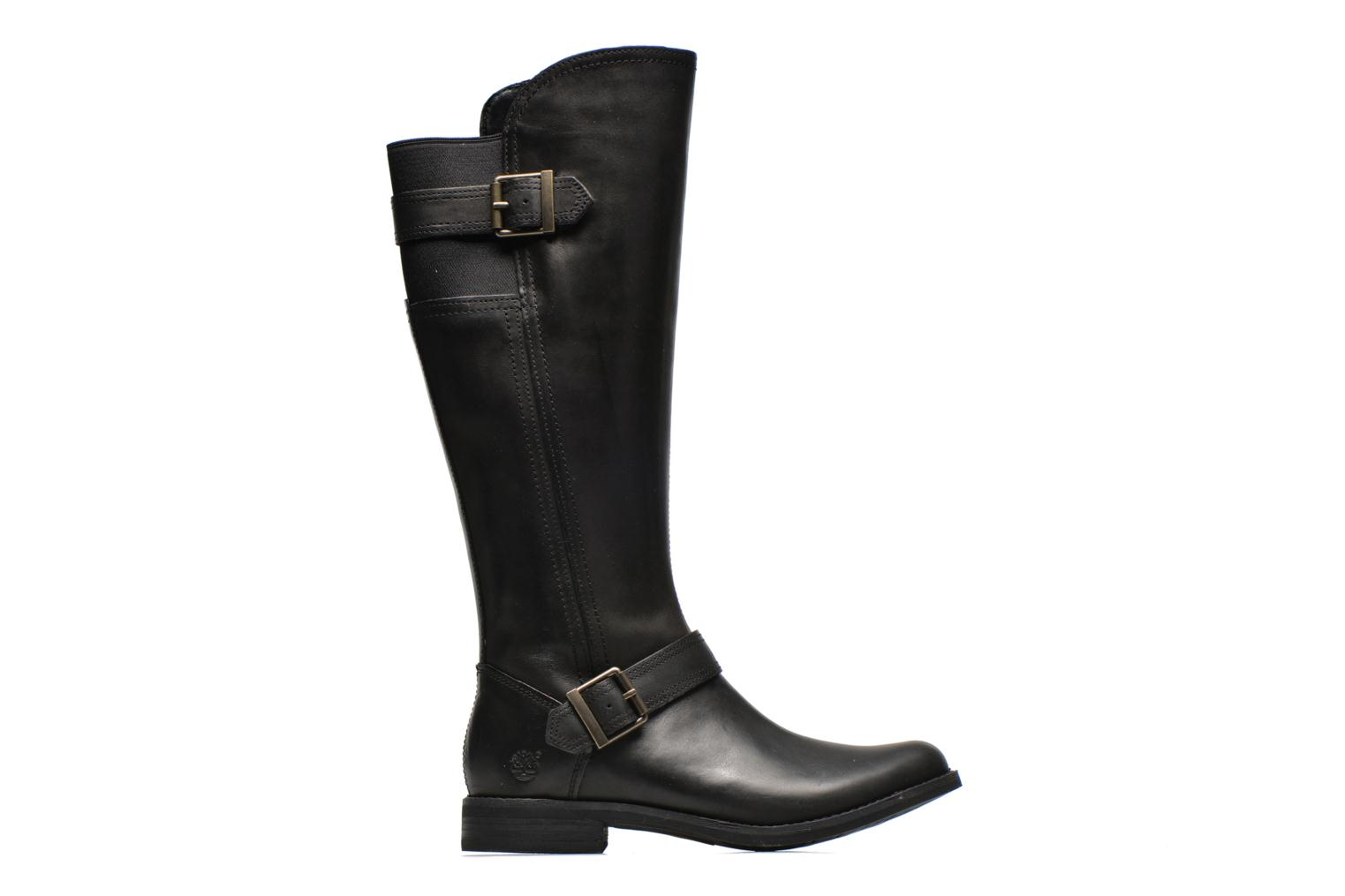 Boots & wellies Timberland Savin Hill Buckle Gore Tall Black back view