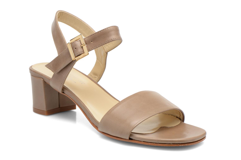 Sandales et nu-pieds Elizabeth Stuart Sister 304 Beige vue détail/paire