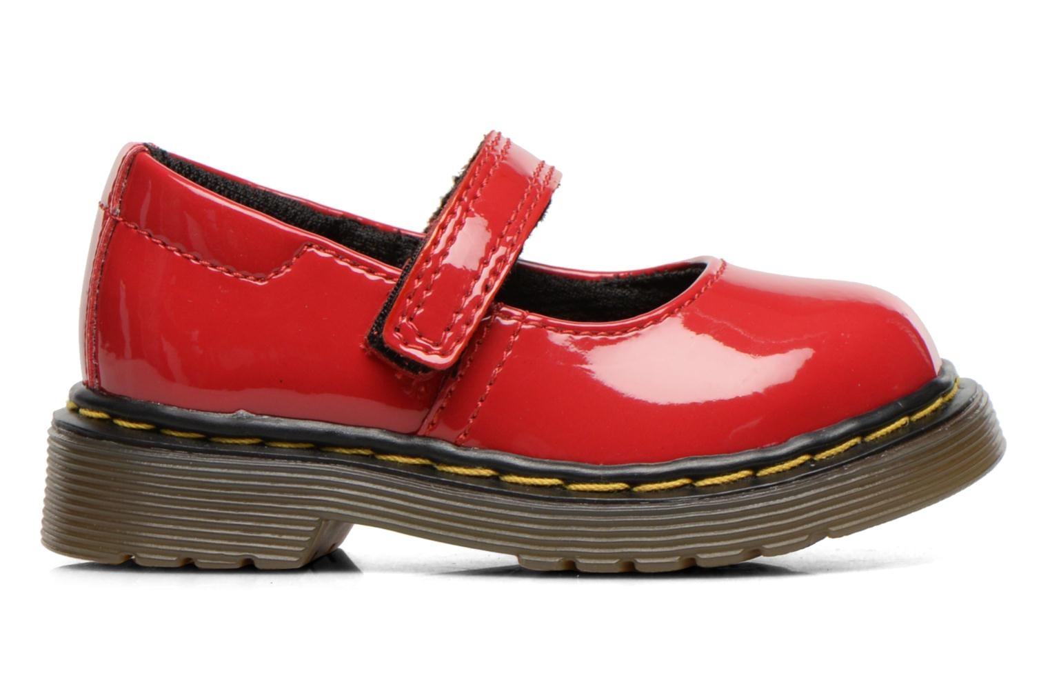 Ballet pumps DR. Martens Tully E Red back view