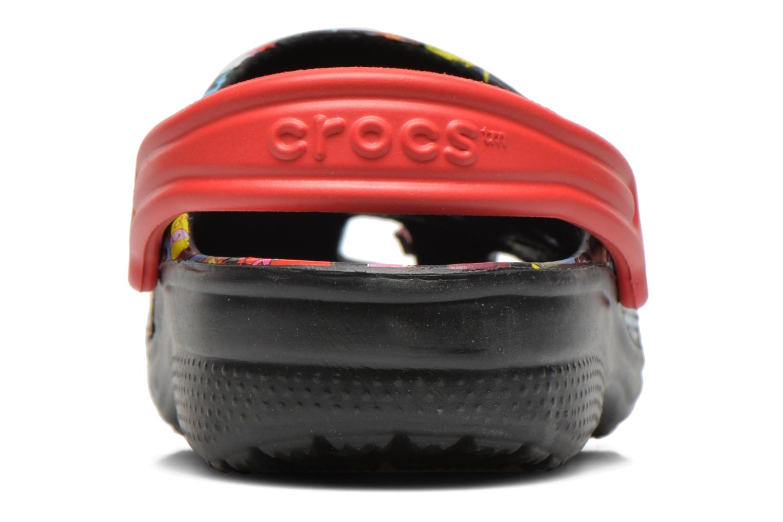 Sandales et nu-pieds Crocs Classic Burger Clog Kids Multicolore vue droite
