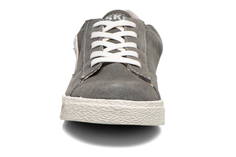 Baskets Bopy Idelio Gris vue portées chaussures