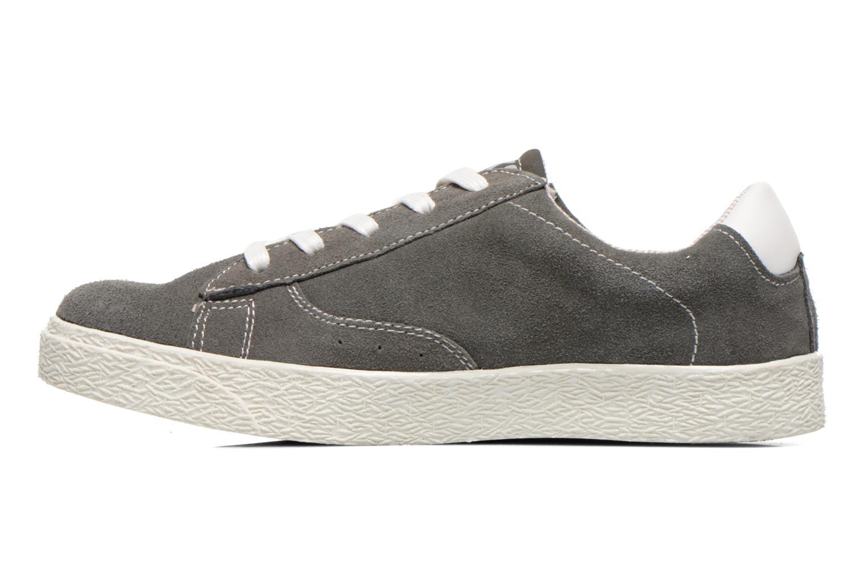 Sneaker Bopy Idelio grau ansicht von vorne