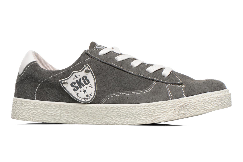 Sneaker Bopy Idelio grau ansicht von hinten