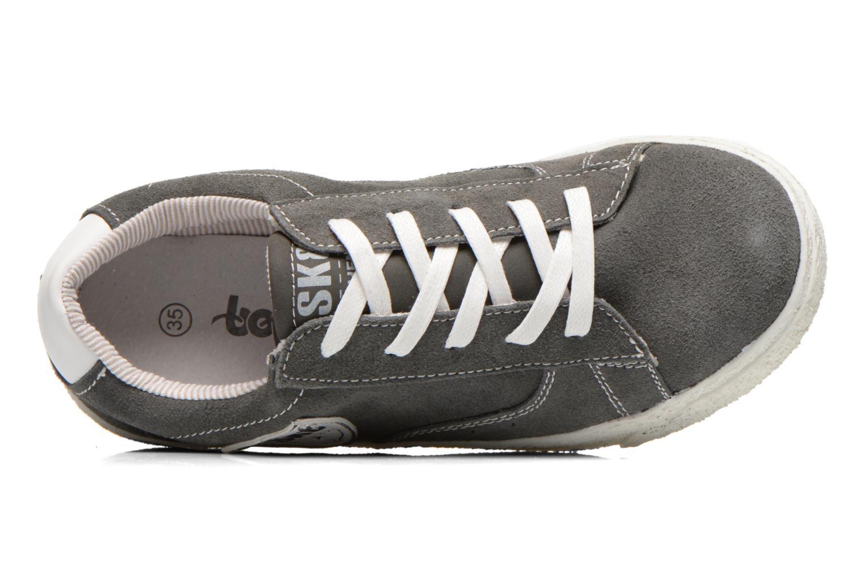 Sneaker Bopy Idelio grau ansicht von links