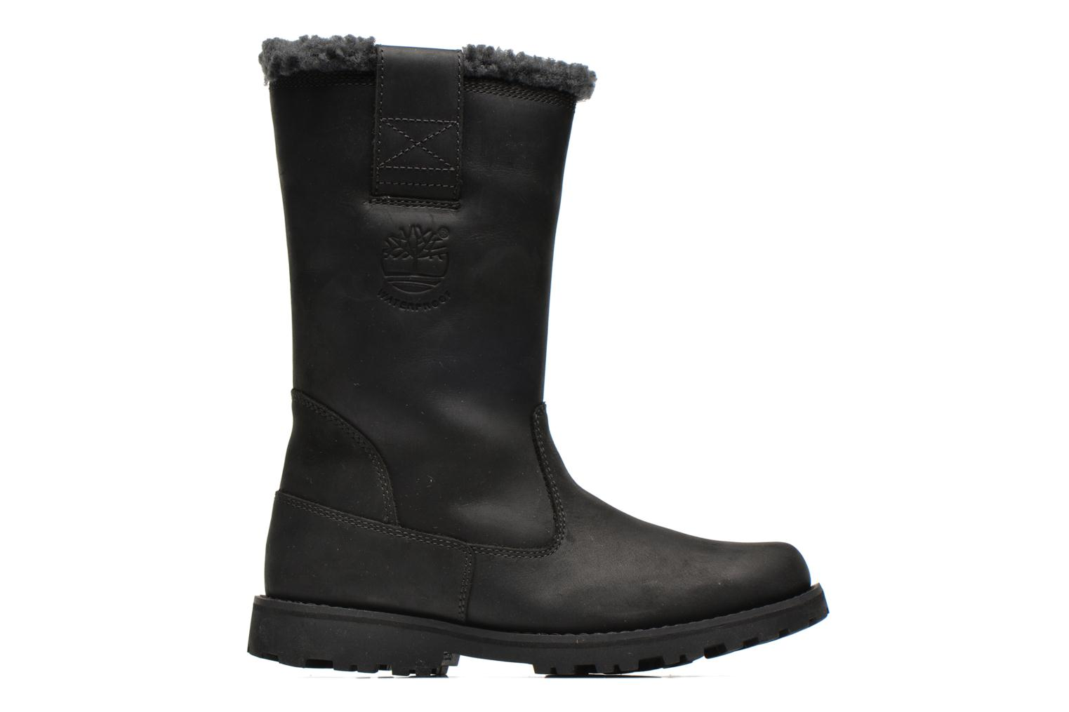 Bottines et boots Timberland 8 IN PULL ON WP BOOT Noir vue derrière