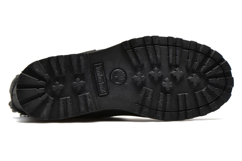 Boots en enkellaarsjes Timberland 8 IN PULL ON WP BOOT Zwart boven