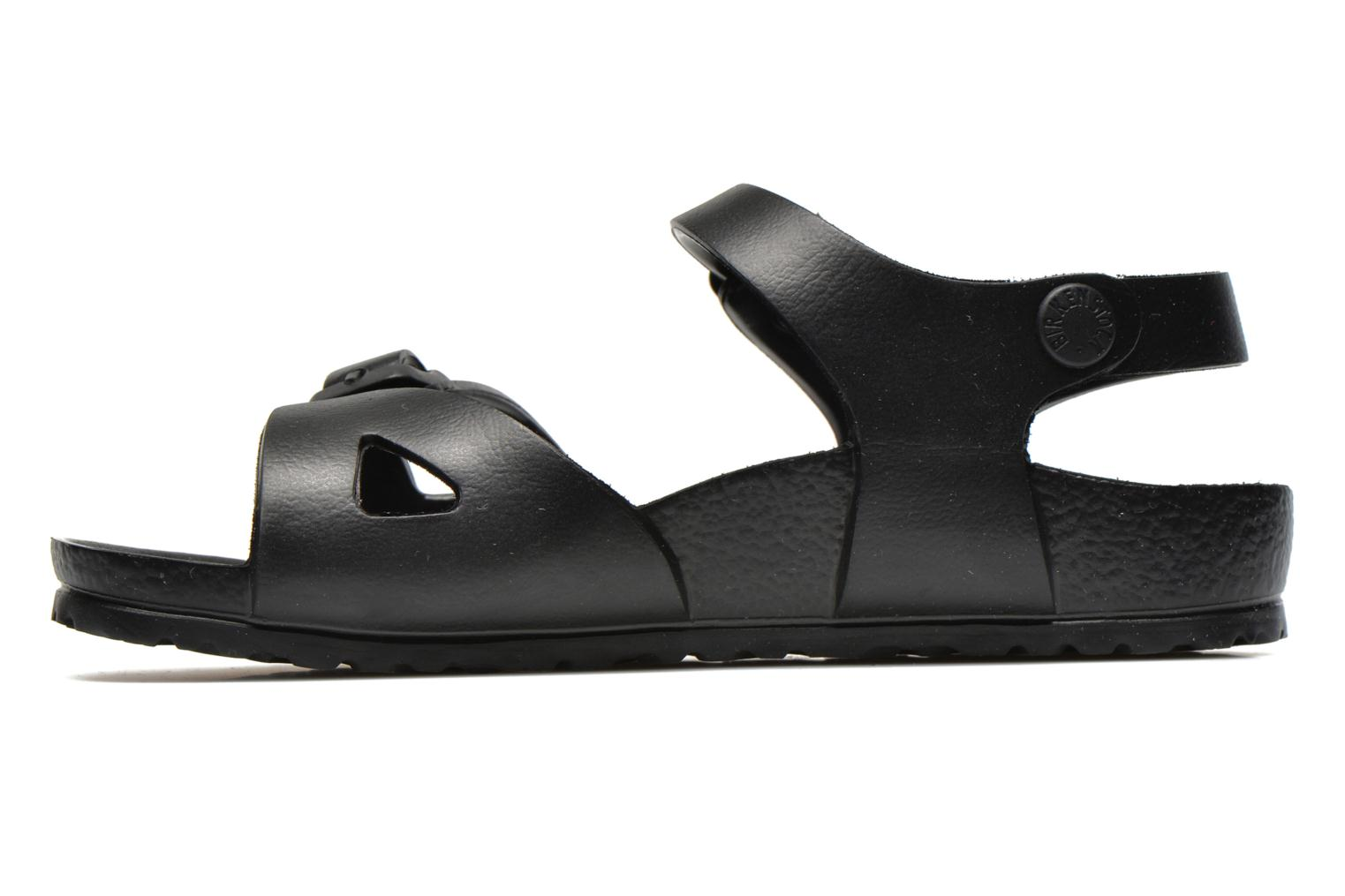 Sandals Birkenstock Rio EVA Black front view