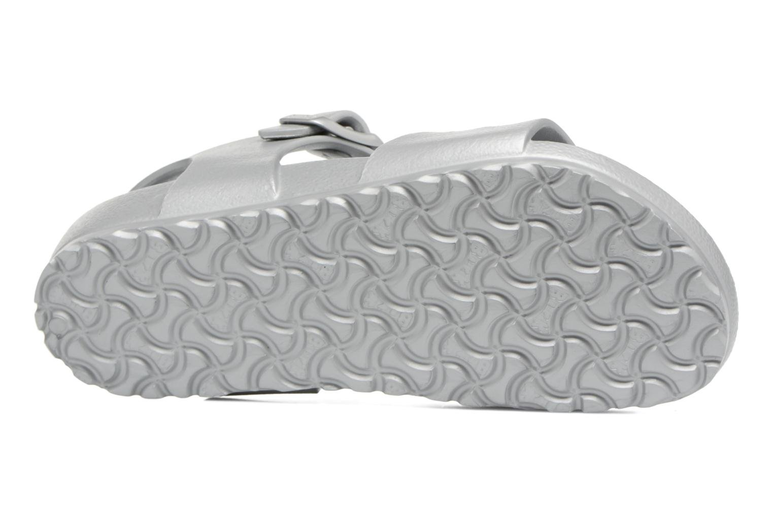 Sandals Birkenstock Rio EVA Silver view from above