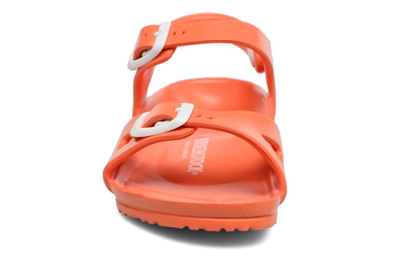 Sandals Birkenstock Rio EVA Orange model view