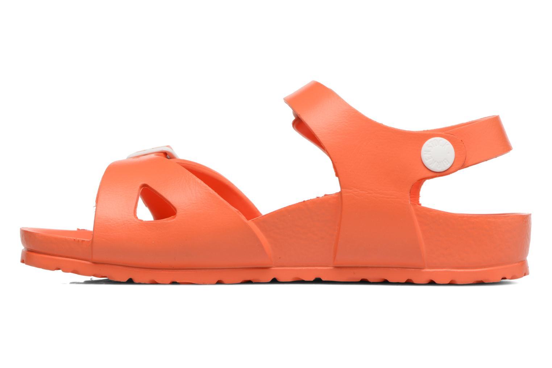 Sandals Birkenstock Rio EVA Orange front view