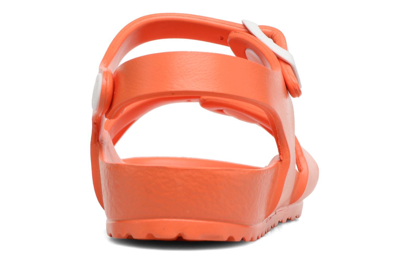 Sandaler Birkenstock Rio EVA Orange Se fra højre