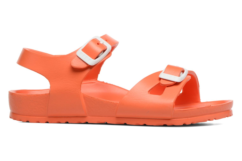 Sandaler Birkenstock Rio EVA Orange se bagfra