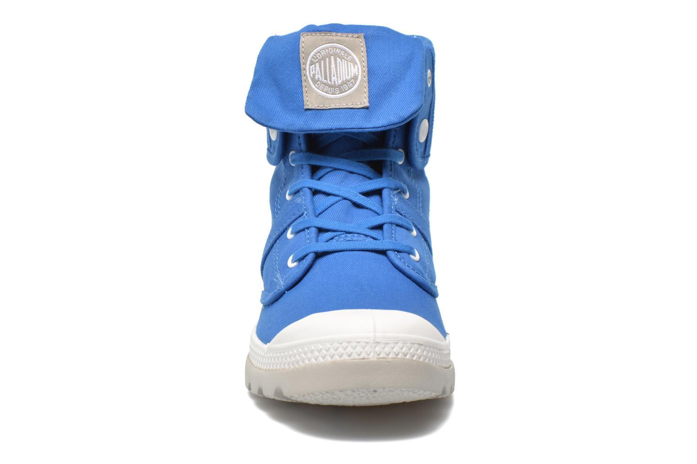 Sneakers Palladium Baggy lit spo k Blå se skoene på