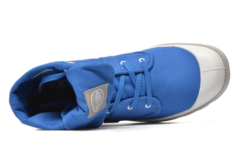 Sneakers Palladium Baggy lit spo k Blå se fra venstre