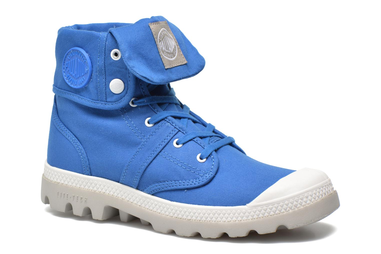 Sneakers Palladium Baggy lit spo k Blå detaljeret billede af skoene