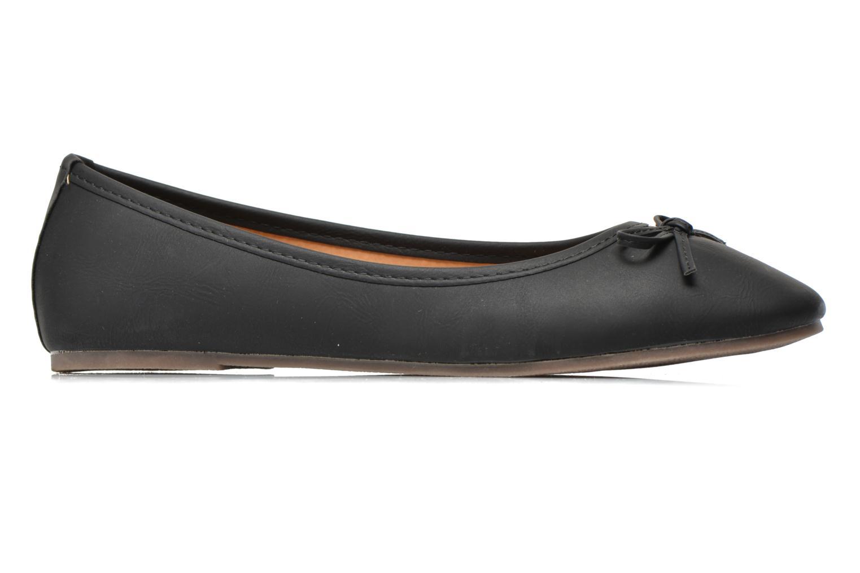 Ballerinas I Love Shoes Suflatine schwarz ansicht von hinten