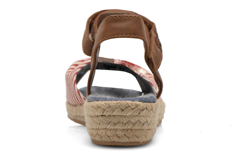 Sandalen I Love Shoes Sudrira Rood rechts