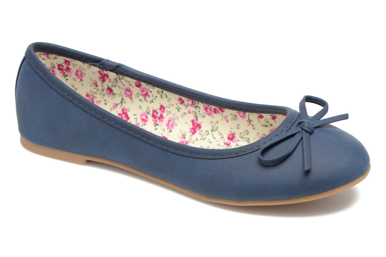 Ballerinas I Love Shoes Sufllatina blau detaillierte ansicht/modell
