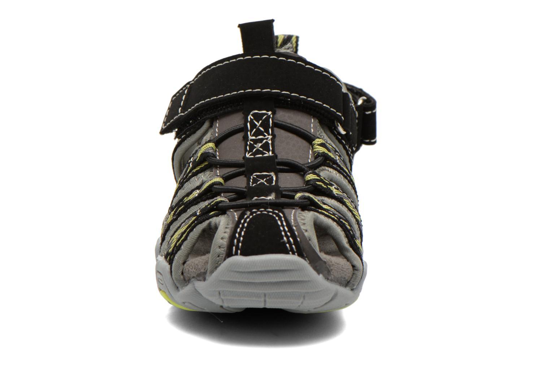 Sandales et nu-pieds I Love Shoes Sulivo Noir vue portées chaussures