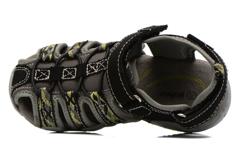 Sandales et nu-pieds I Love Shoes Sulivo Noir vue gauche