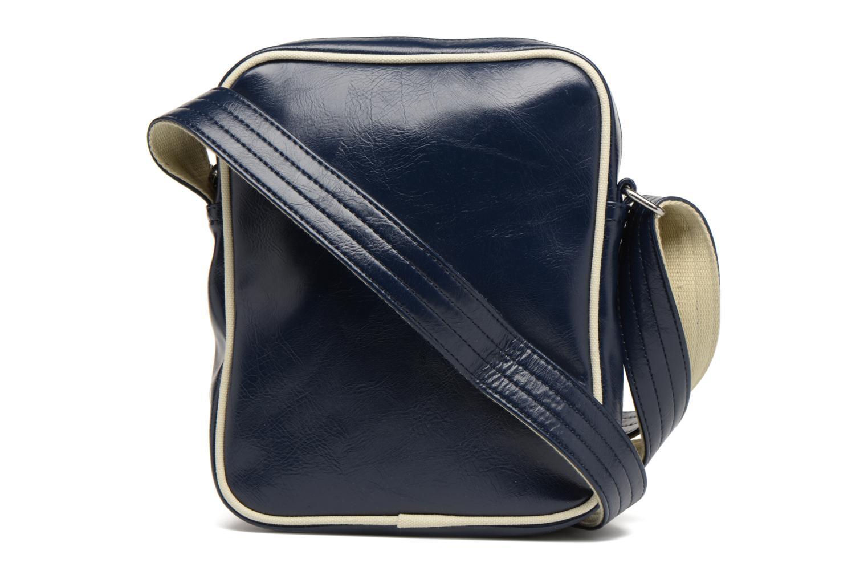 Herrentaschen Fred Perry Classic side bag blau ansicht von vorne