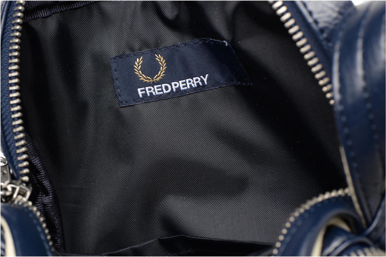 Herrentaschen Fred Perry Classic side bag blau ansicht von hinten