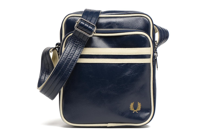Herrentaschen Fred Perry Classic side bag blau detaillierte ansicht/modell