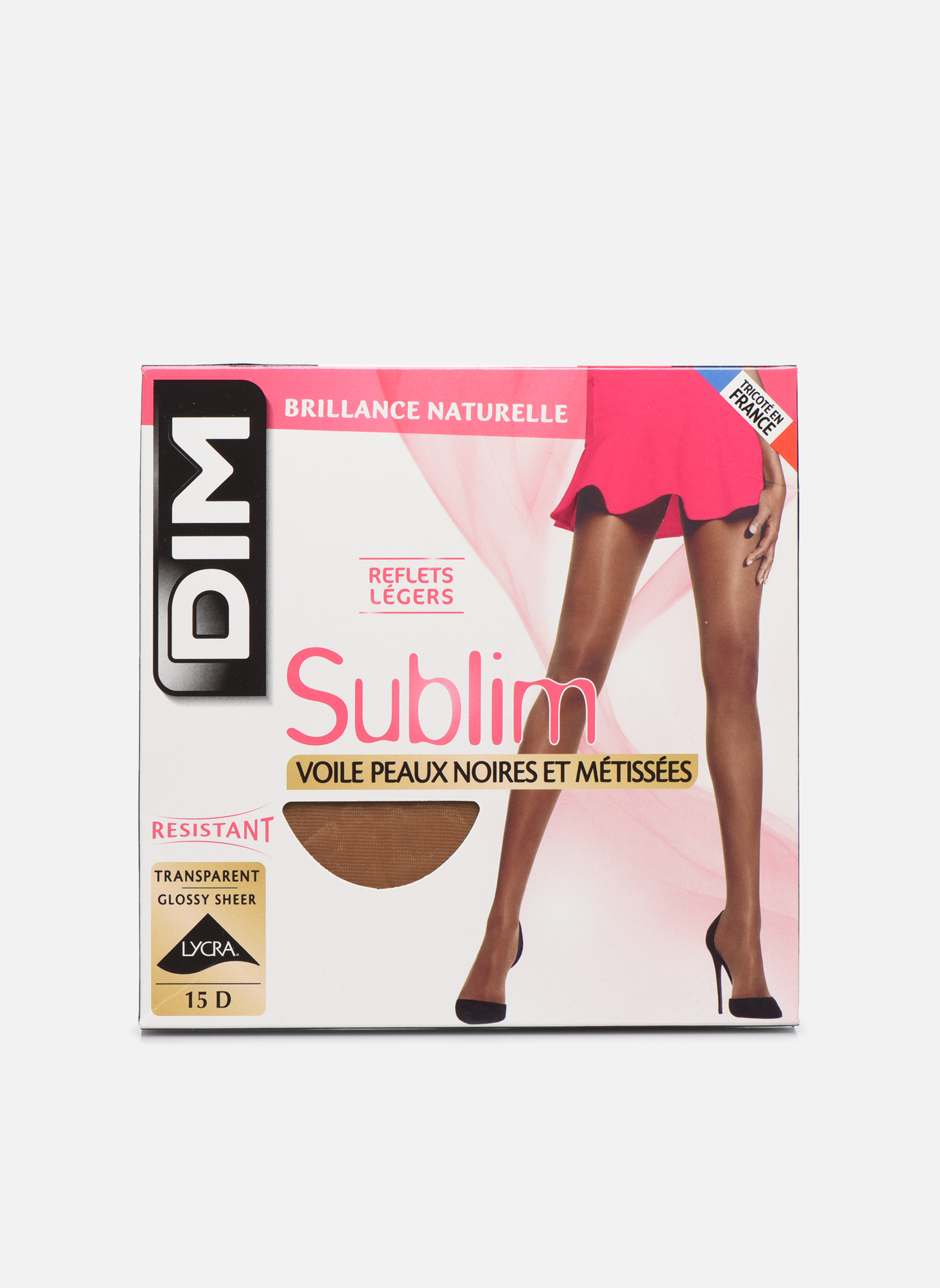 Sokken en panty's Accessoires Panty SUBLIM VOILE BRILLANT