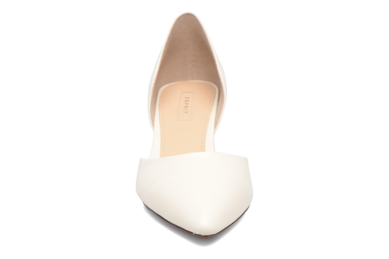 Escarpins Esprit Michelle OS Blanc vue portées chaussures