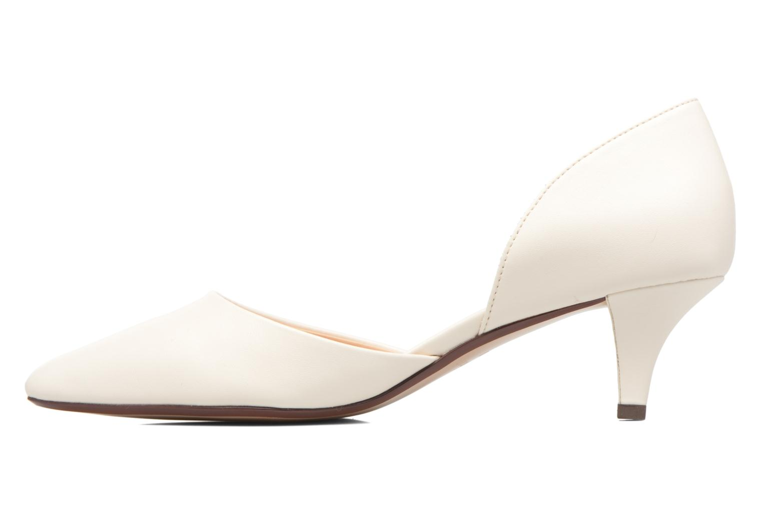 High heels Esprit Michelle OS White front view