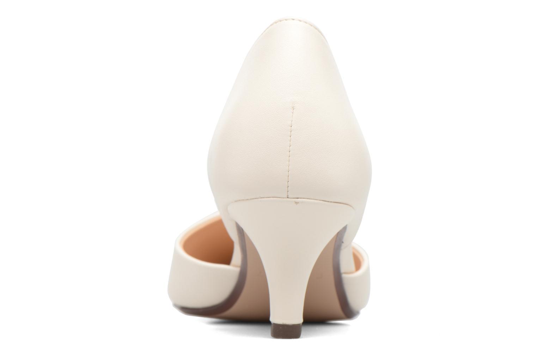 Escarpins Esprit Michelle OS Blanc vue droite