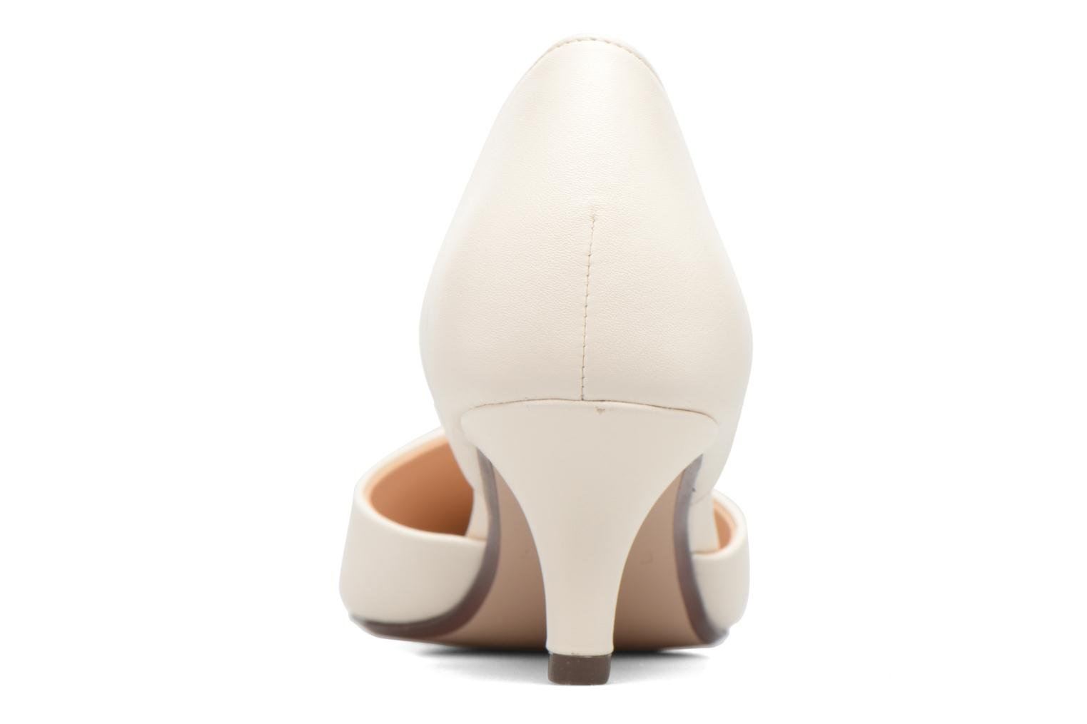 High heels Esprit Michelle OS White view from the right