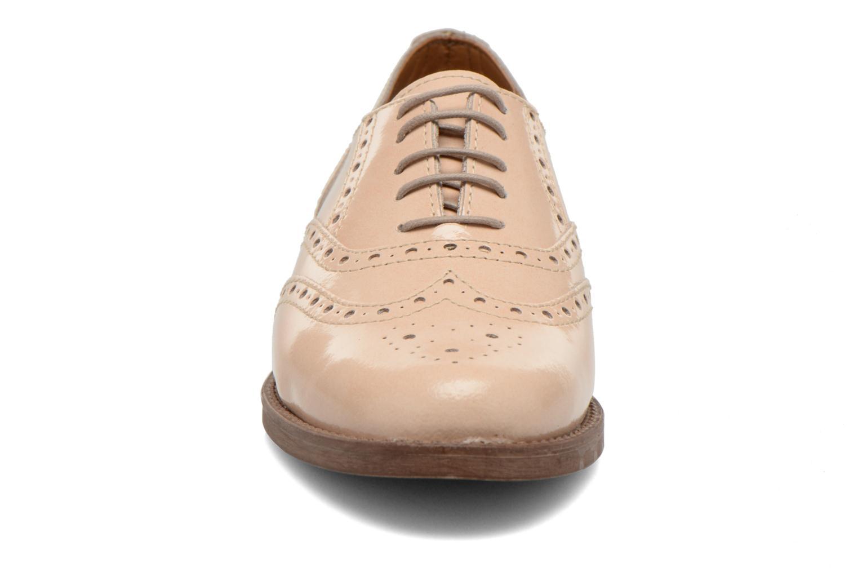 Chaussures à lacets Esprit Aida Lace Up Beige vue portées chaussures
