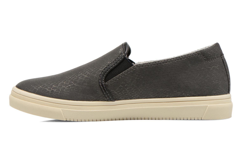 Sneaker Esprit Yendis Slip on 009 schwarz ansicht von vorne