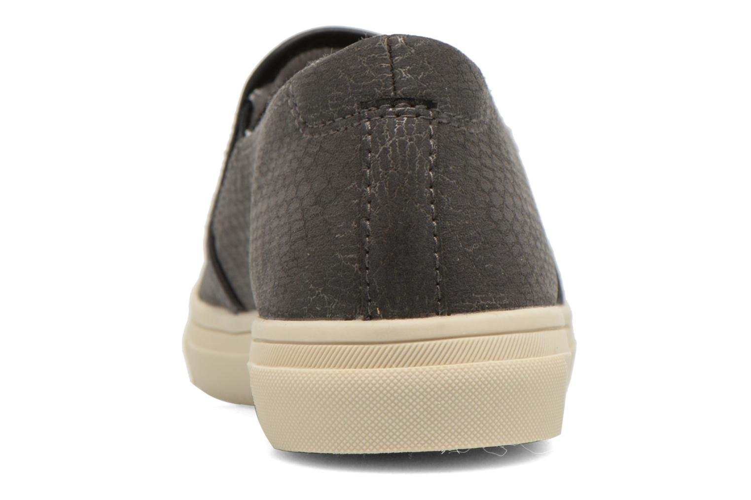 Trainers Esprit Yendis Slip on 009 Black view from the right