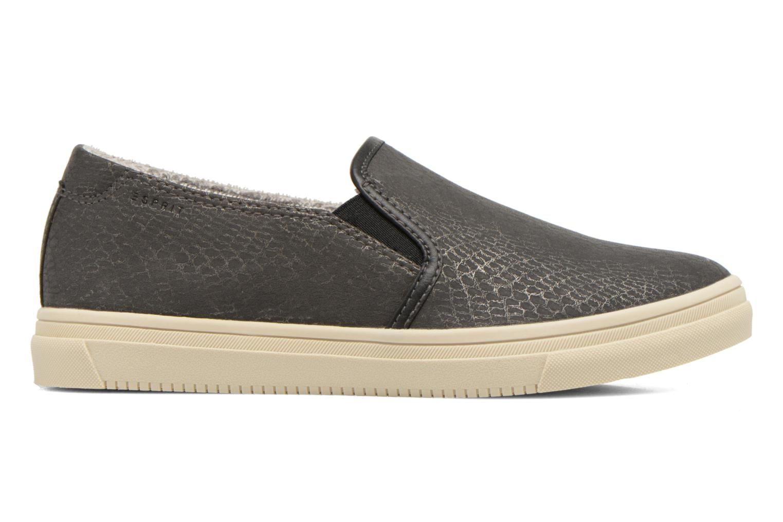 Sneakers Esprit Yendis Slip on 009 Zwart achterkant