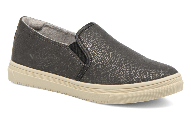 Sneaker Esprit Yendis Slip on 009 schwarz detaillierte ansicht/modell